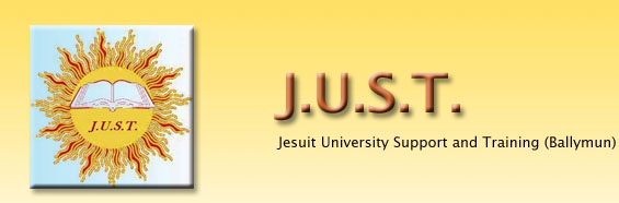 JUST Jesuit University Support and Training (Ballymun)